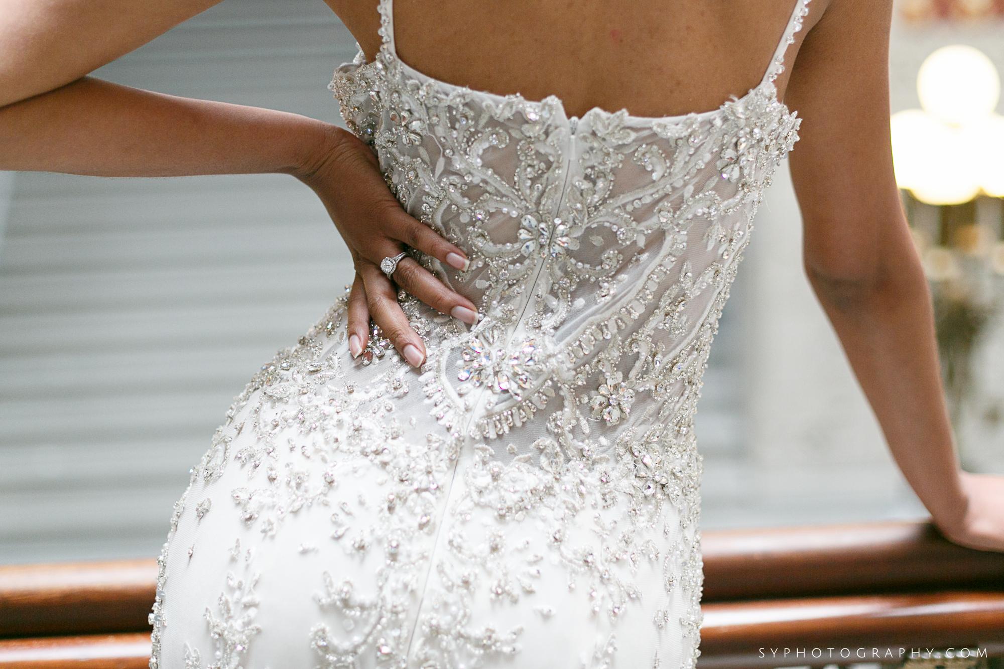 06 Beaded Wedding Gown Detail PAFA Spring Wedding Philadelphia Wedding Designer.jpg
