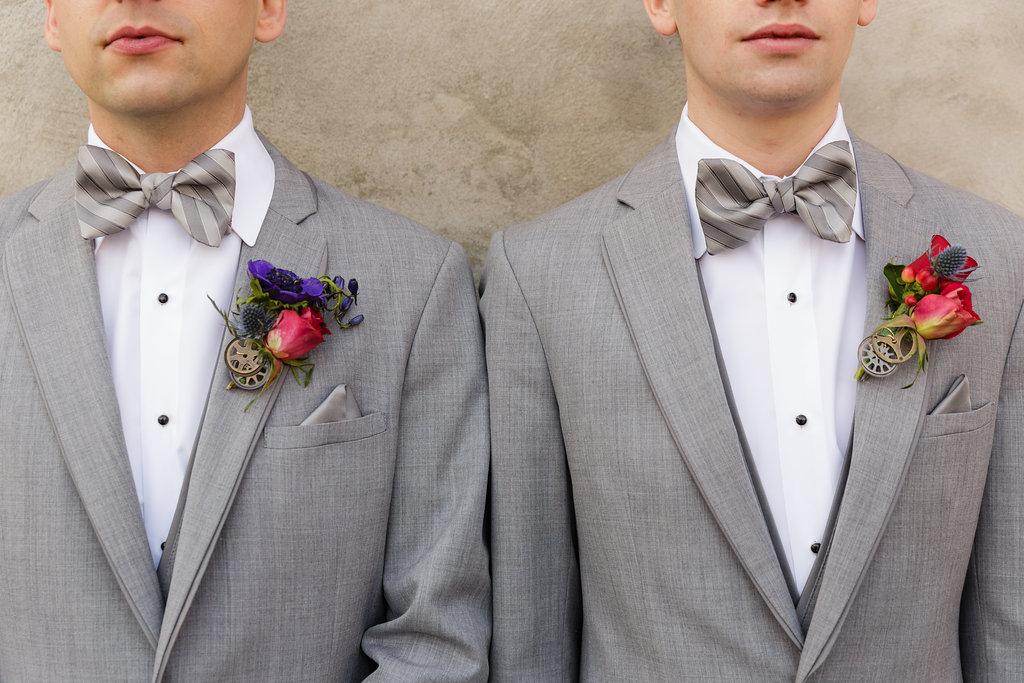 01 Front and Palmer Industrial Glamour LBGT Wedding Grey Tux Steampunk Wedding.jpg