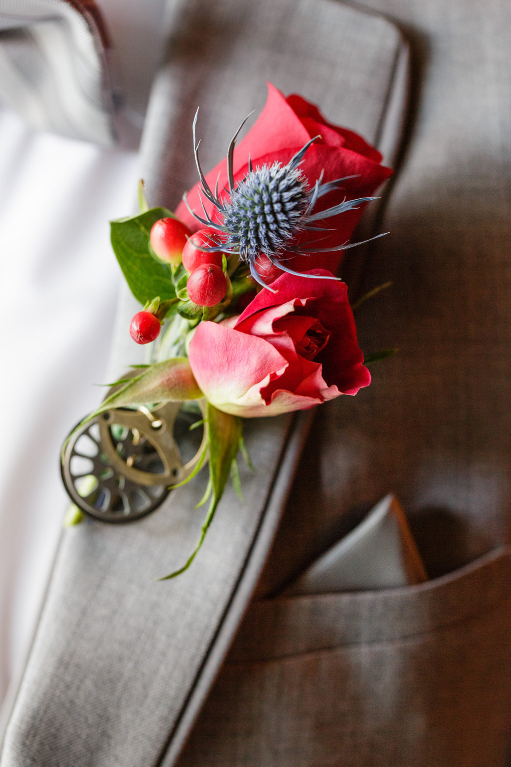 02 Front and Palmer Wedding Steampunk Wedding Red Purple Bouquet Philadelphia Wedding Florist.jpg