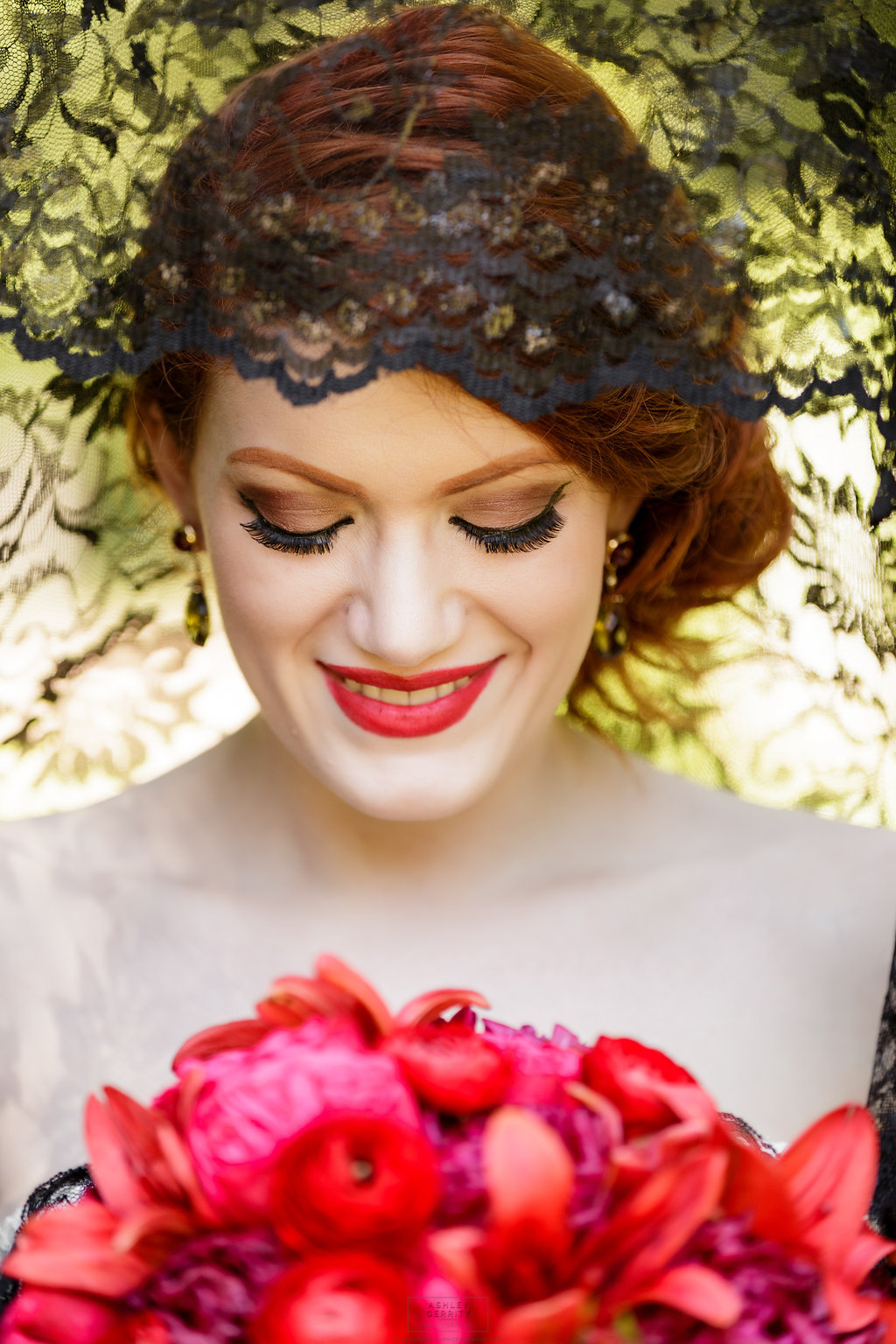 01 Philadelphia Wedding Planner Spanish Rose Black Lace Bolingbroke Mansion.jpg