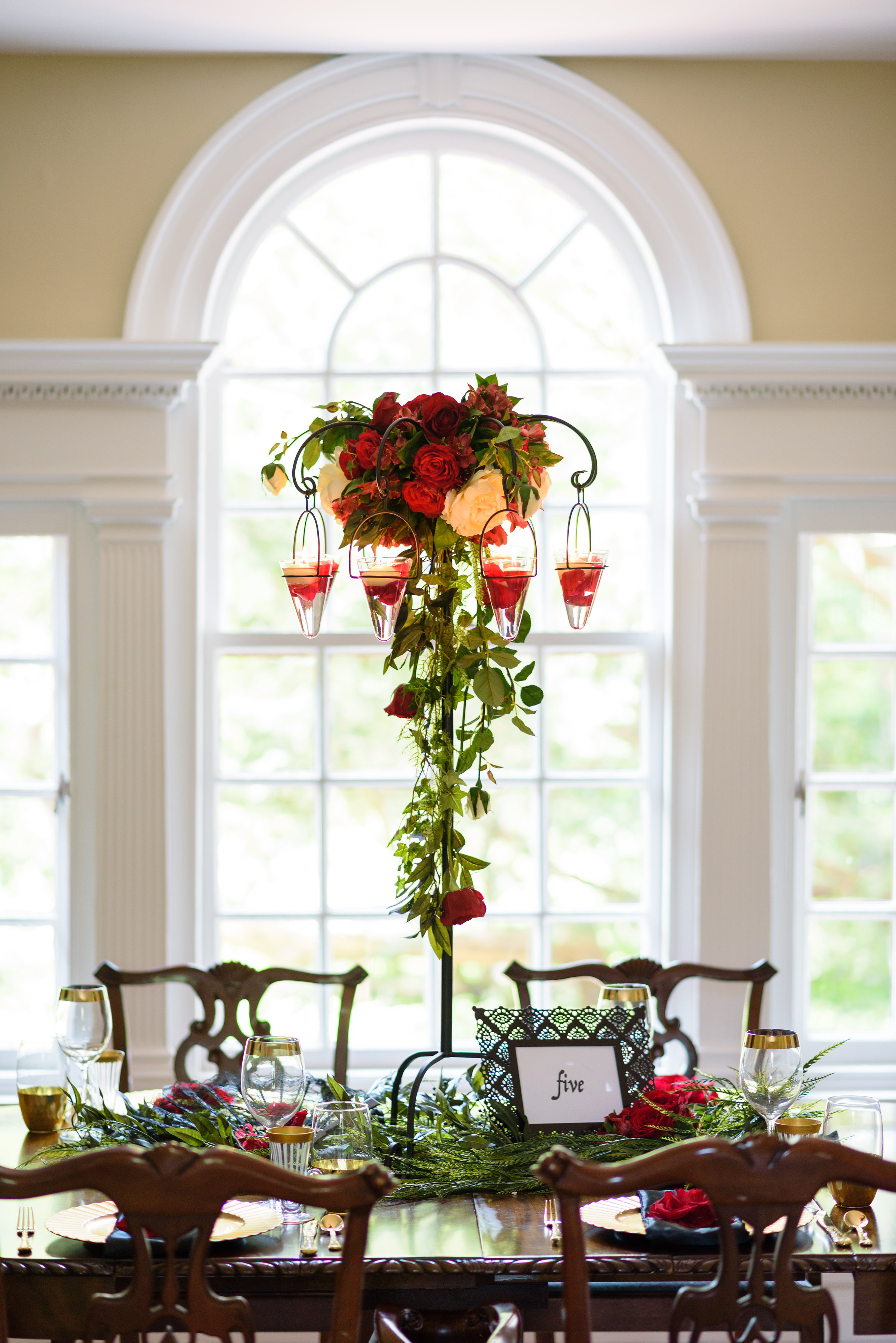 10 Philadelphia Wedding Planner Spanish Rose Bolingbroke Mansion Red Rose White Rose Floating Candle.jpg