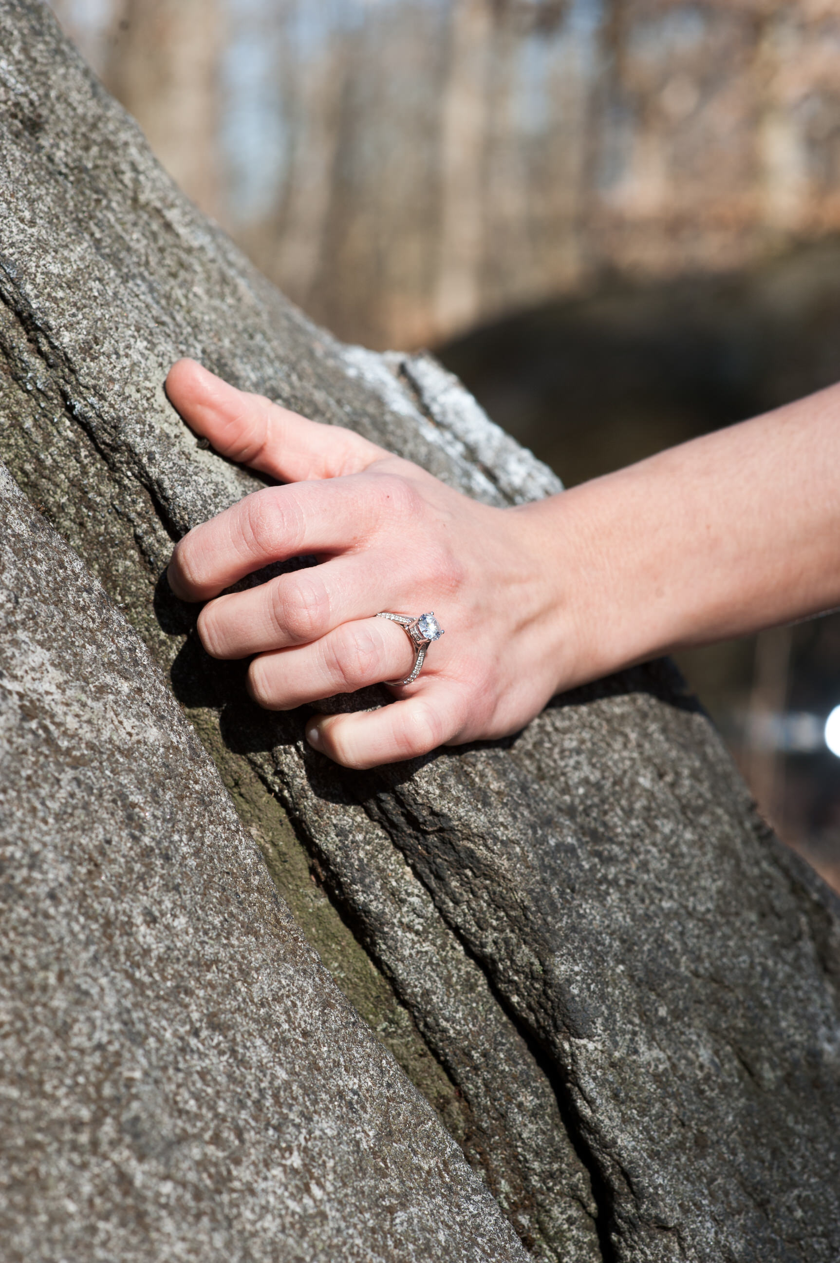 16 Mad Men Style Rock Climbing Engagement .jpg