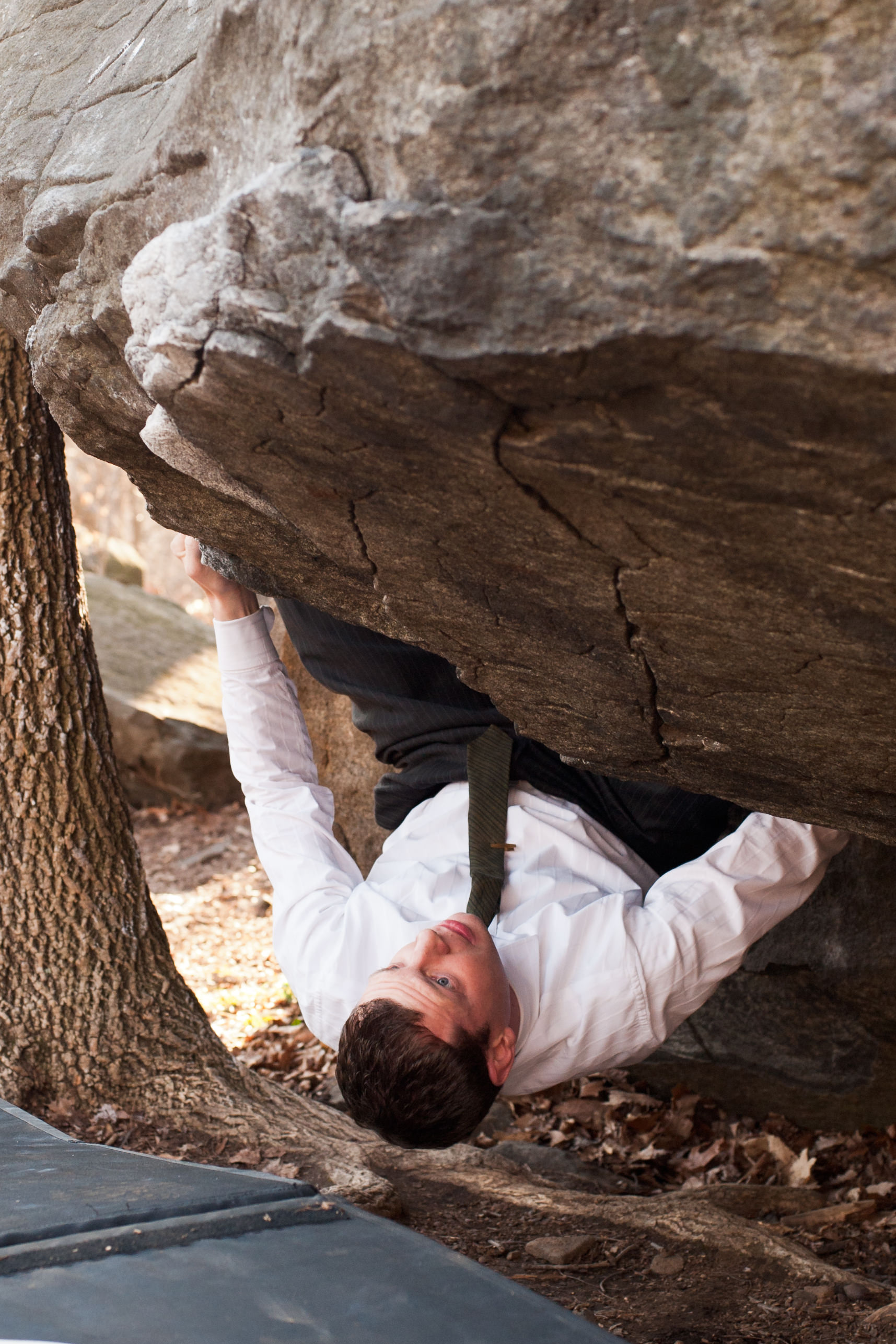 18 Philadelphia Event Planner Rock Climbing Engagement Mad Men Style.jpg