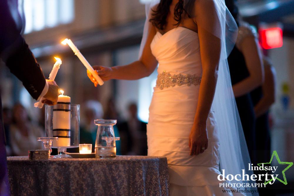 21 Philadelphia Wedding Please Touch Museum Ceremony Unity Candle.jpg