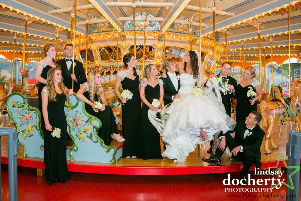 24 Philadelphia Wedding Please Touch Museum Carousel Wedding Party Aribella Events.jpg