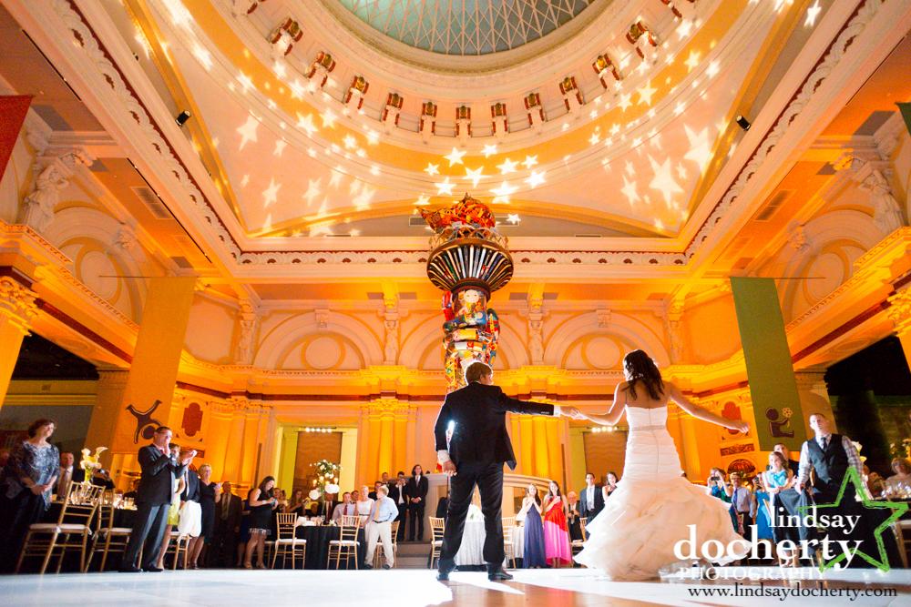 30 Philadelphia Wedding Please Touch Museum Wedding Aribella Events First Dance.jpg