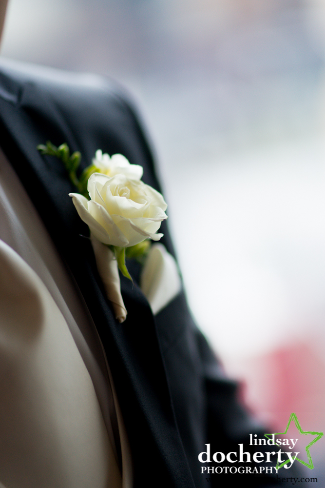 07 Philadelphia Wedding Please Touch Museum Sofitel Wedding Grooms Boutonniere Aribella Events.jpg