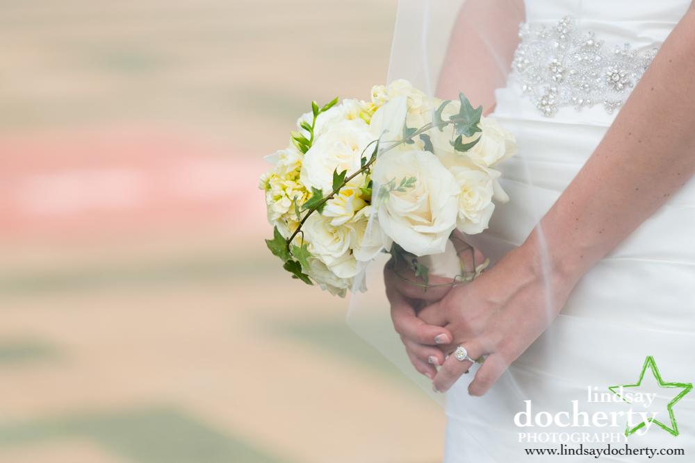 19 Philadelphia Wedding Please Touch Museum Nosegay Bride Bouquet.jpg