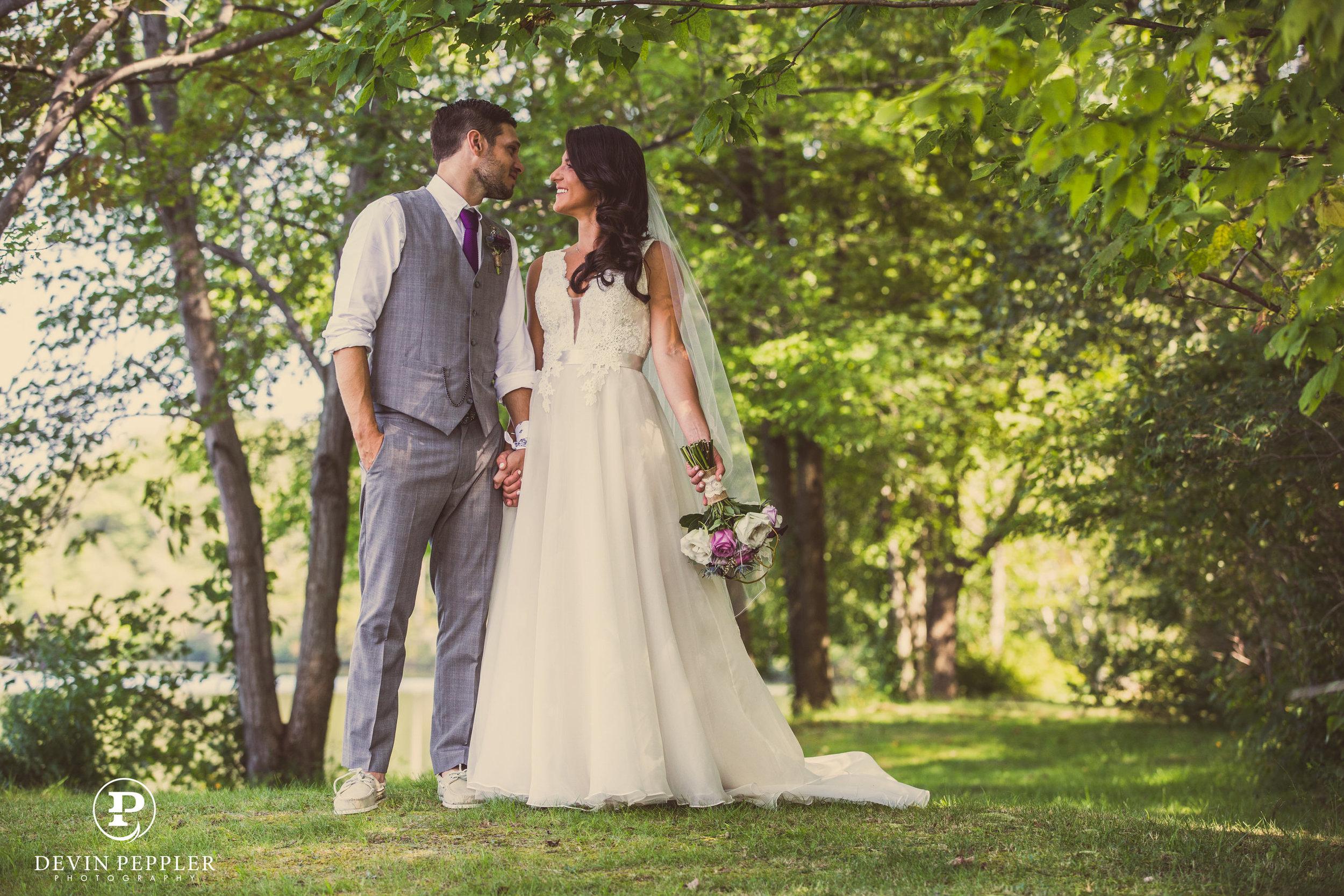 09 Camp Wedding Trout Lake Poconos Aribella Events Walk in the Park.jpg