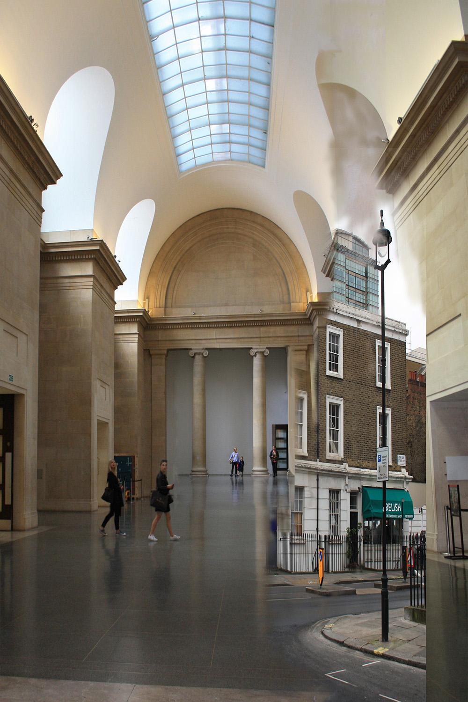 A walk through Pimlico art scene, Edition of 1, 96cm x 66cm