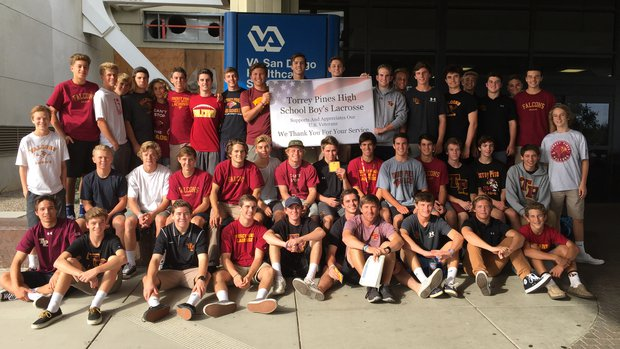 Torrey Pines High School Boys Lacrosse Team: Character-Culture-Community