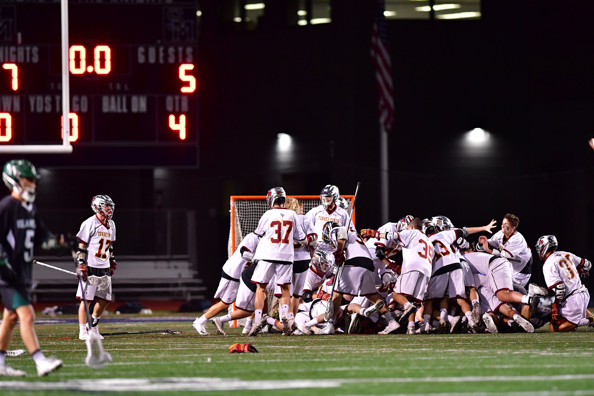 Open Division boys lacrosse: Torrey rallies to win title