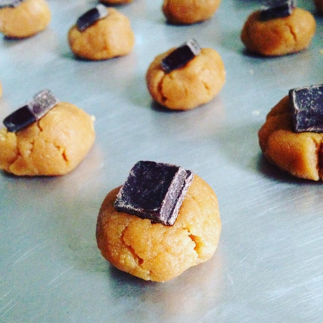 Shaped Gluten Free Taza Cookies