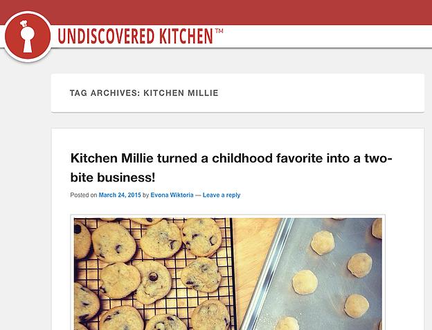 Undiscovered Kitchen