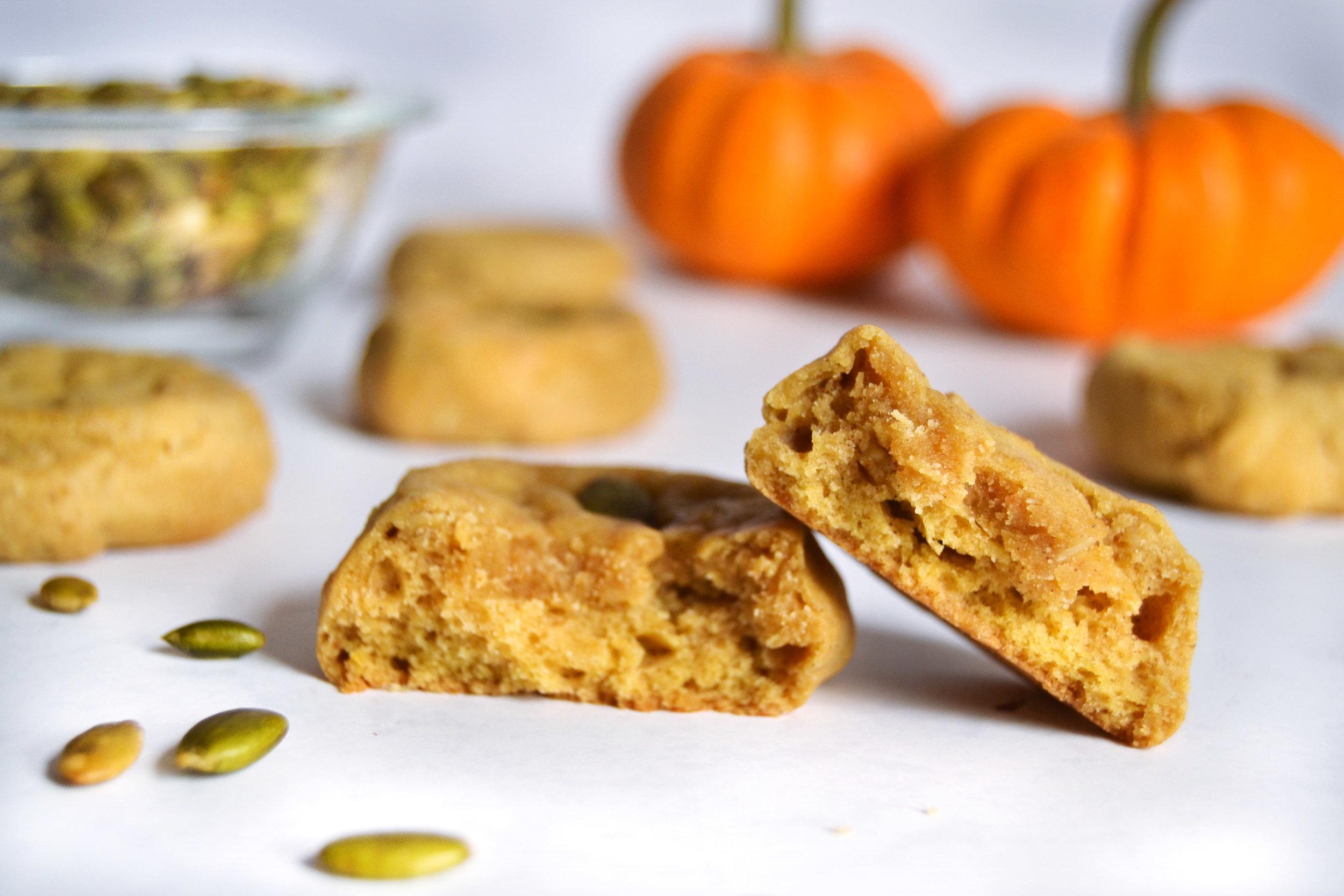 """Harvest Smash"" Seasonal Fall Cookie | kitchenmillie.com"
