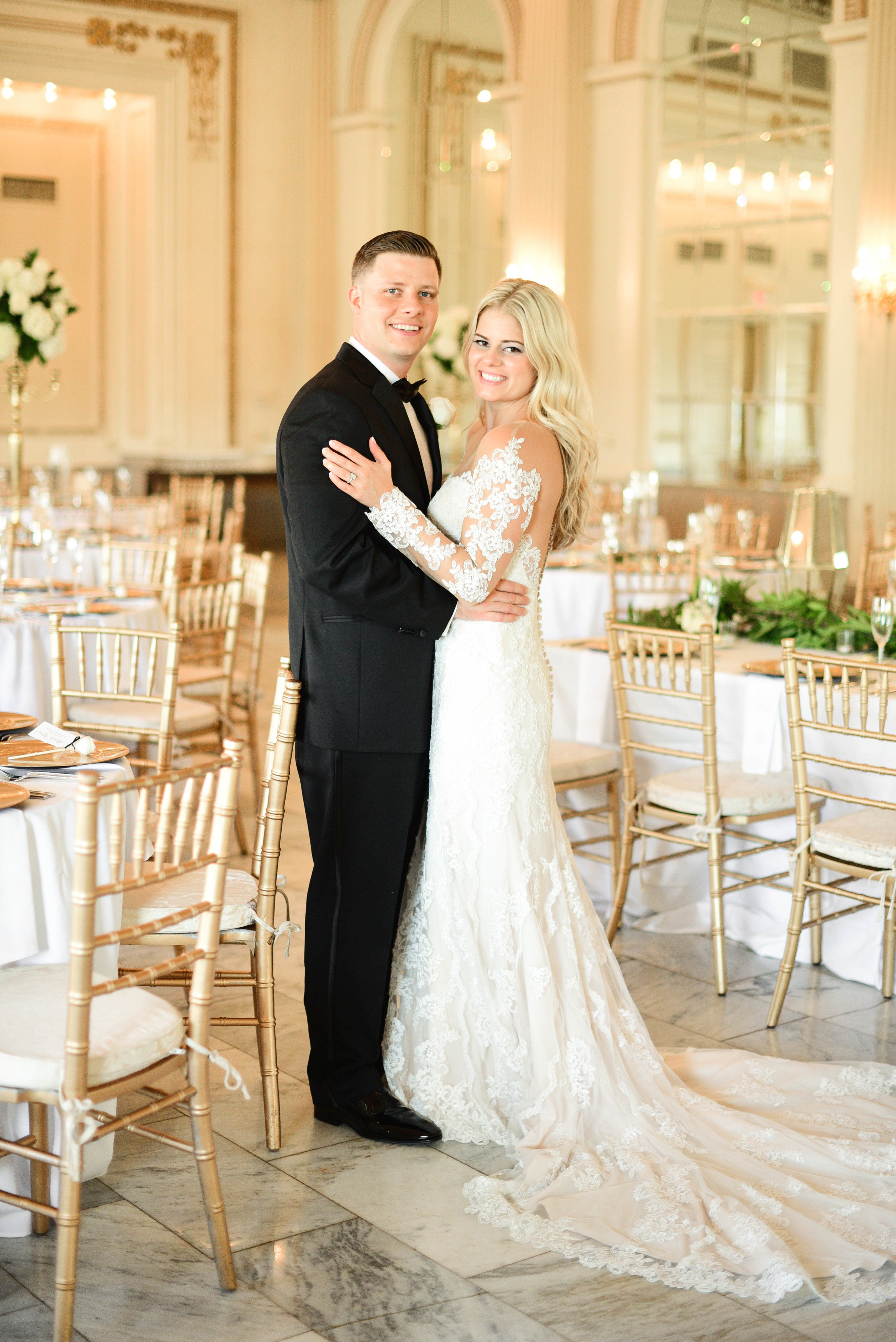 The Westin Columbus Wedding