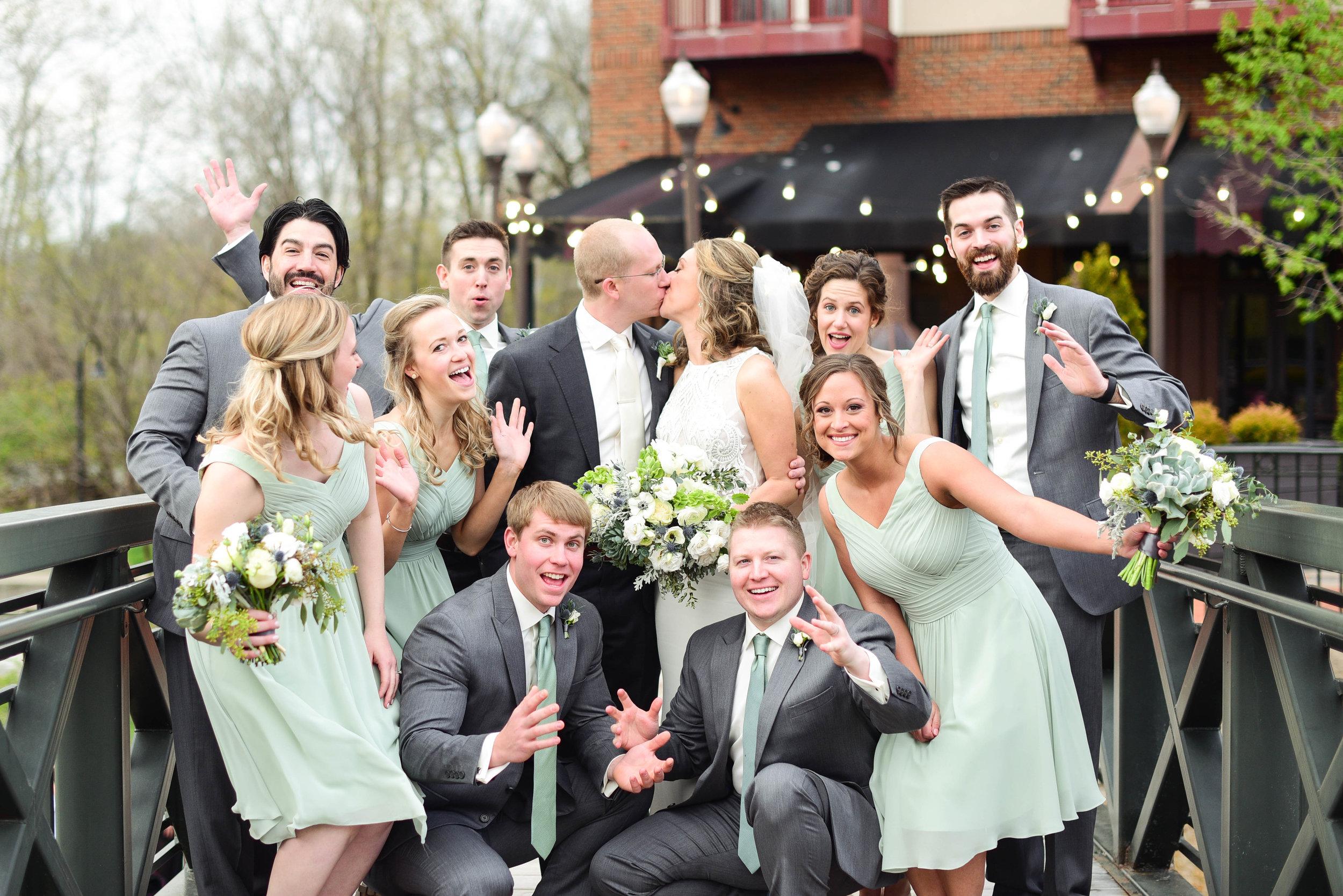 Creekside Conference Center Wedding