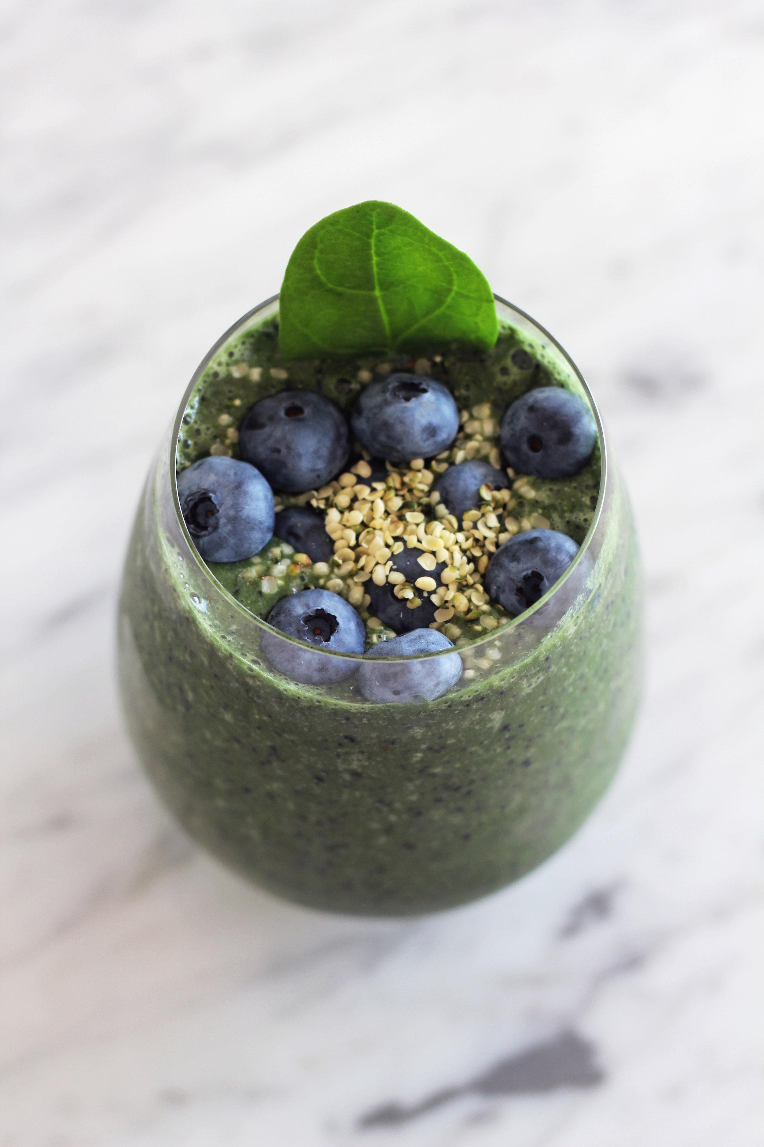 Blueberry Vibes