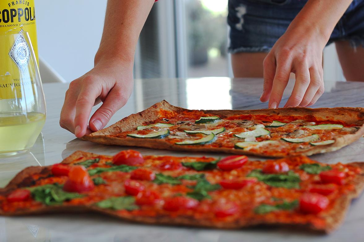 Lauren's 160-calorite Pizza.png