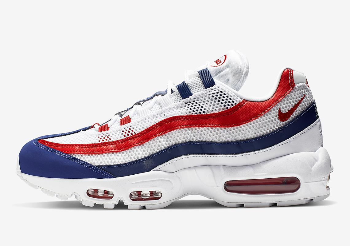 - Air Max 95 via Nike