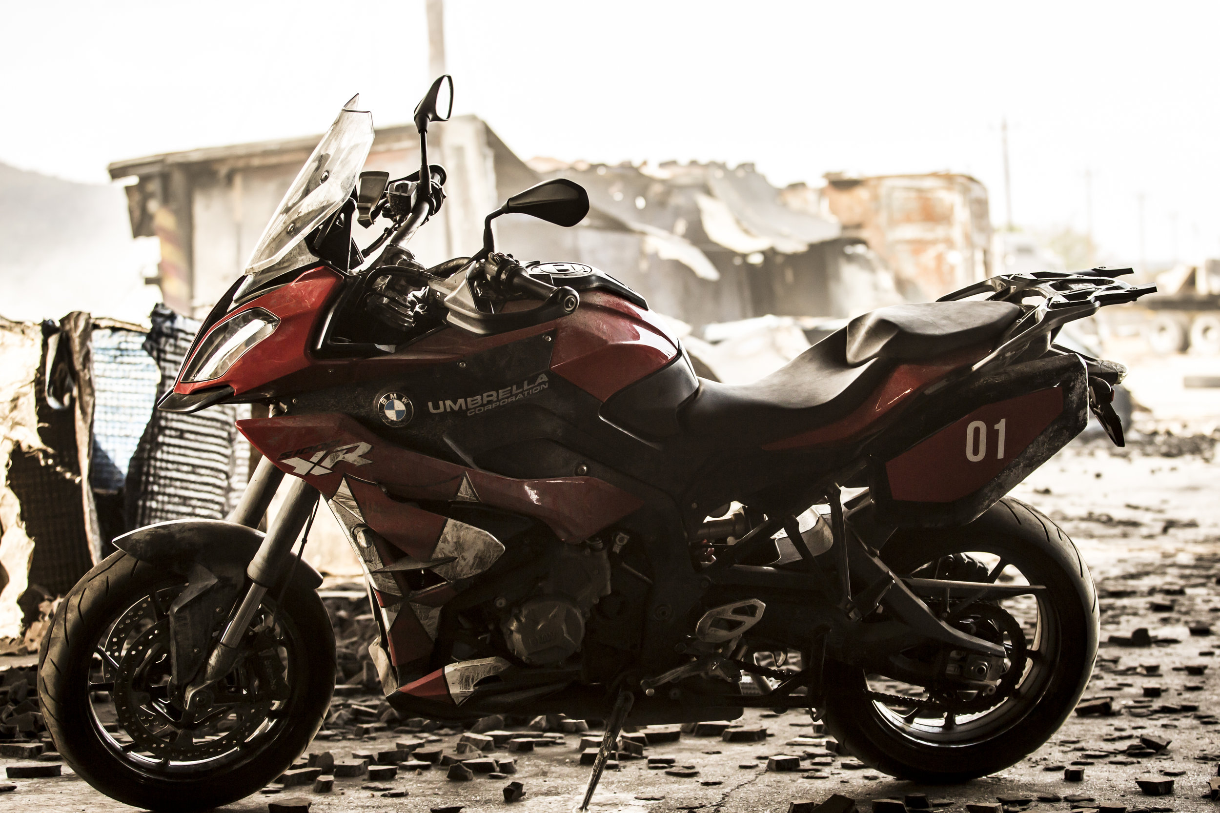 Two Lucky Fans Will Be Chosen To Make A Getaway Of Their Own On BMW's First Adventure Sports Bike