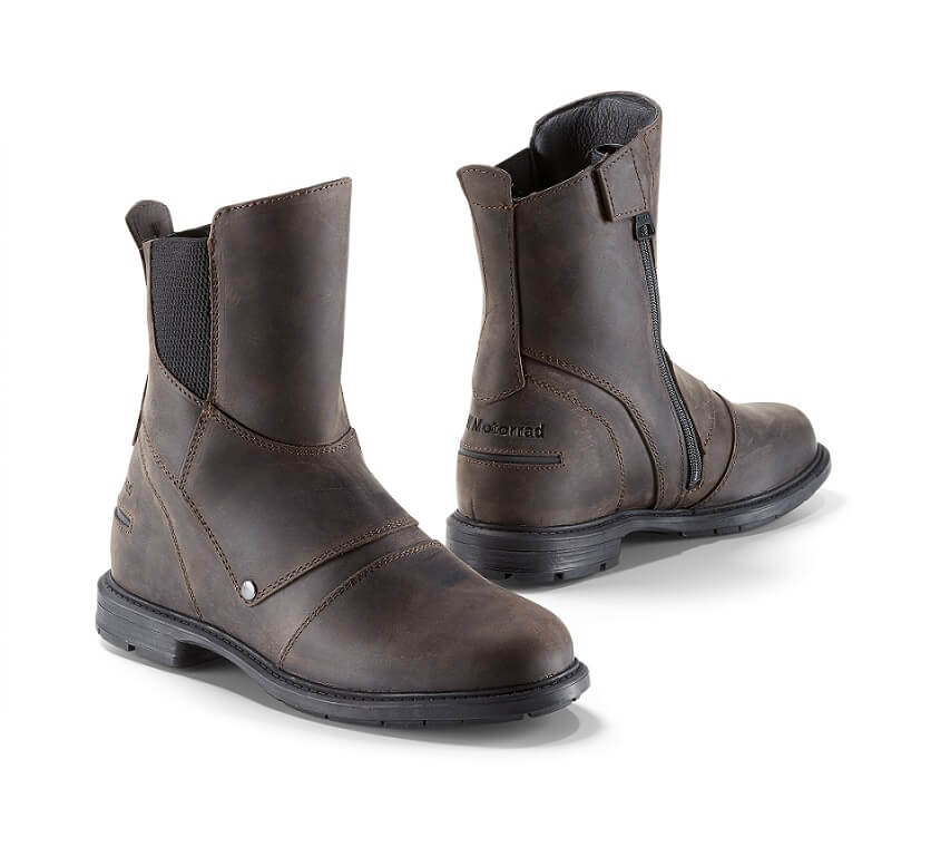 BMW Motorcycles Urban Boots, Brown
