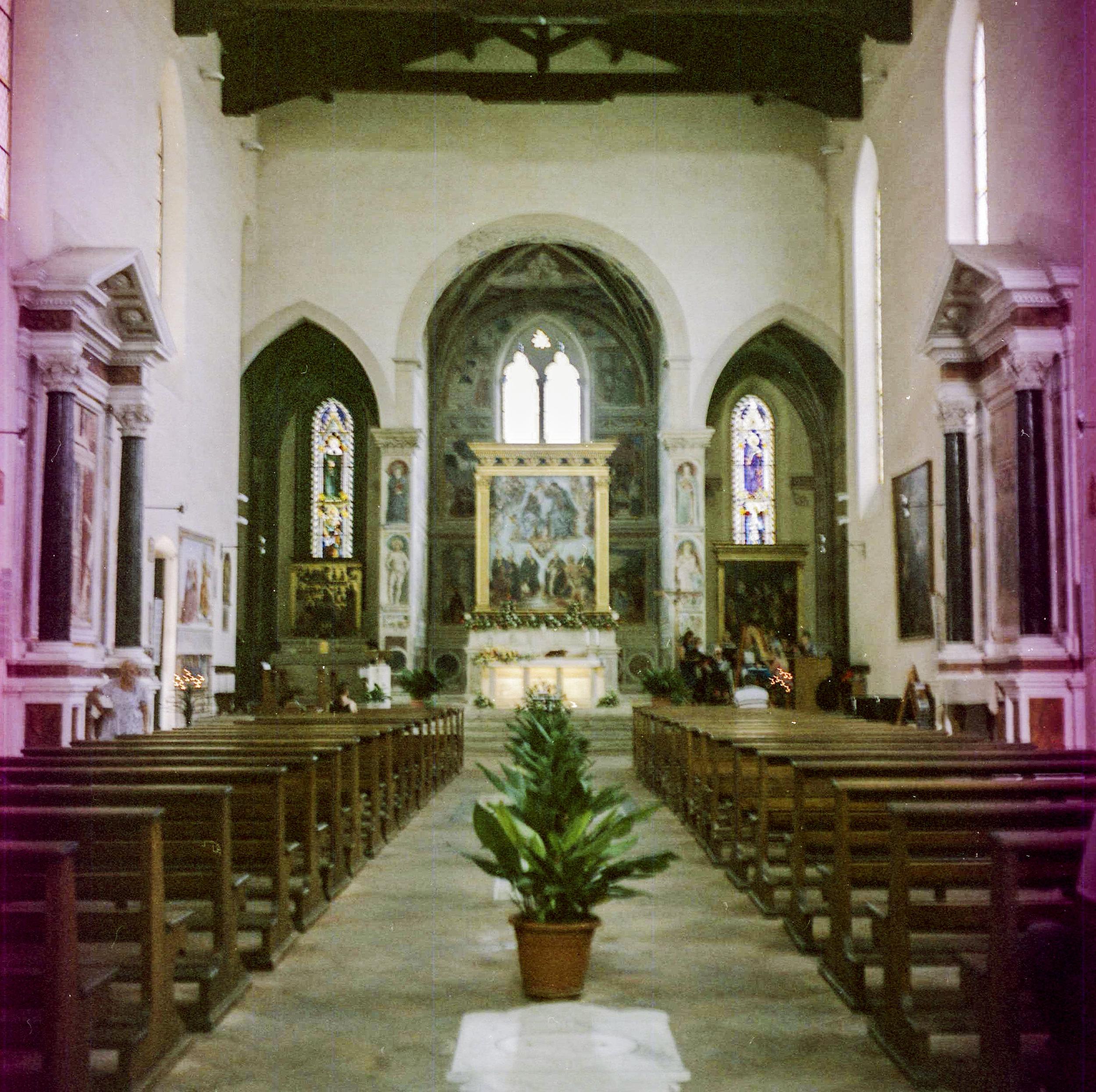 Collegiate Church of San Gimignano