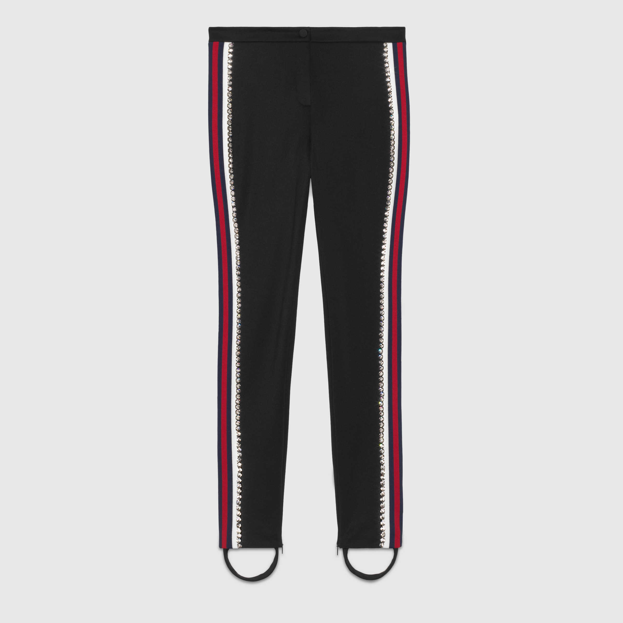 Gucci - Technical jersey stirrup legging with crystalsGucci.com, $2,200