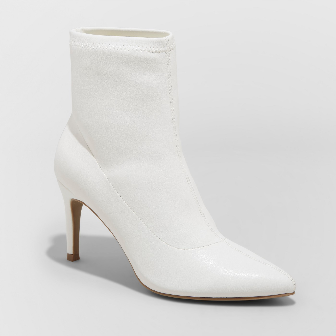 A New Day - Cody Stiletto Sock Booties, $37.99