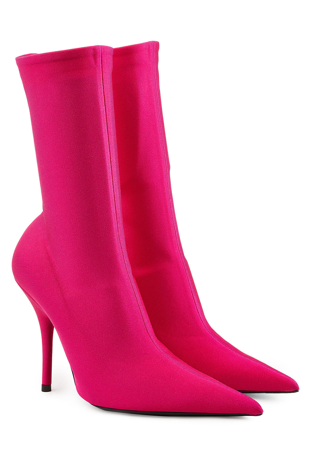 Balenciaga - Knife Stiletto Boots, $1,190
