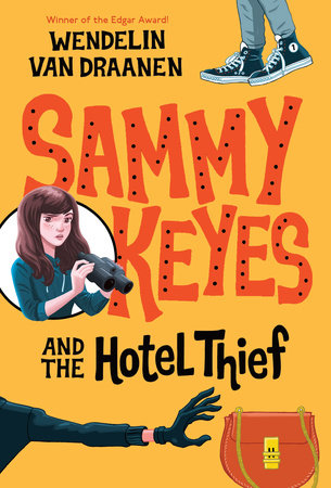 Sammy Keyes - by Wendelin Van Draanen