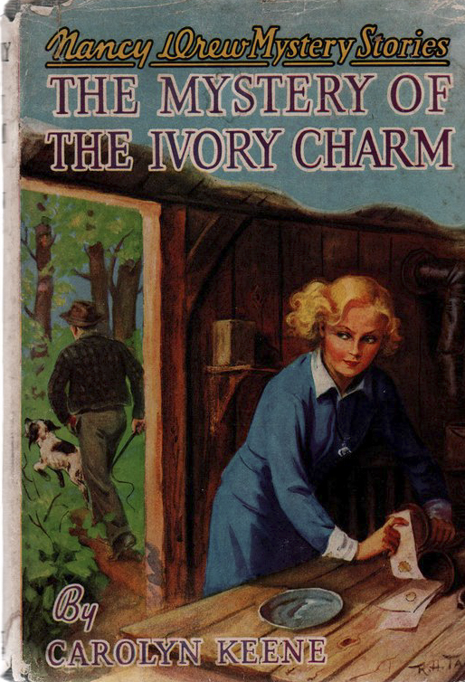 Nancy Drew Mysteries - by Carolyn Keene