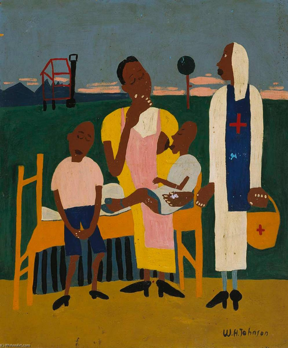 art: william h. johnson