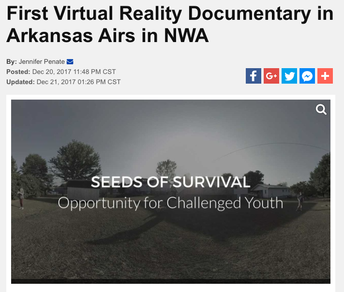 Arkansas VR