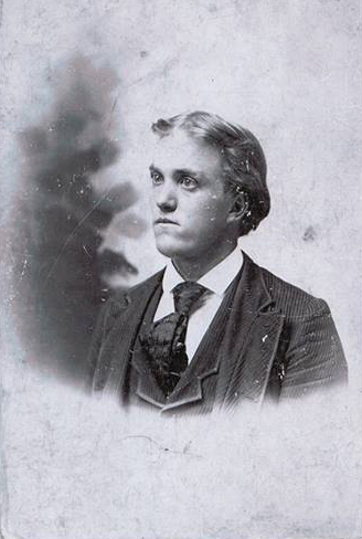 Jasper Alavester Fenner (courtesy of Richard Arthur Fenner)
