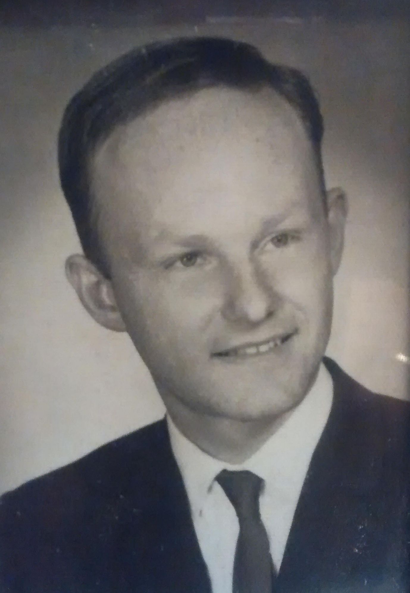 Wayne Raymond Fenner (1940-1968).  Courtesy of Tammy McGinness.