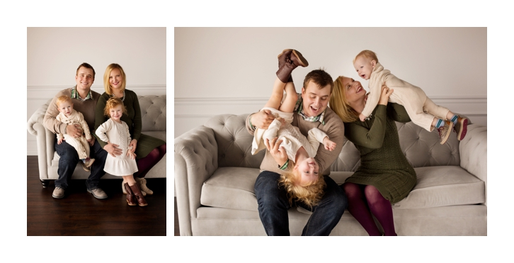 Family photos taken by Andrea Murphy Photography