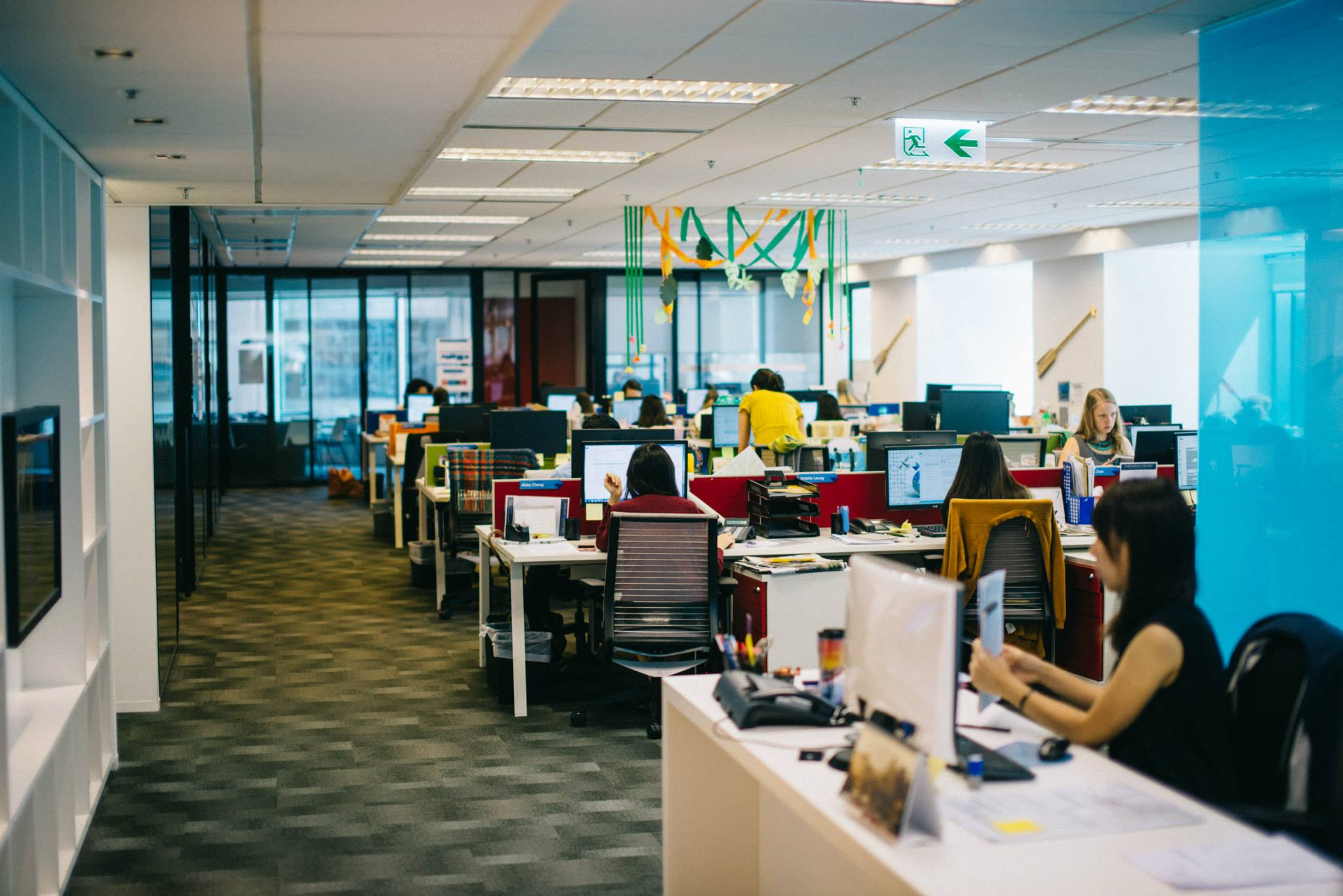The Edelman Hong Kong office