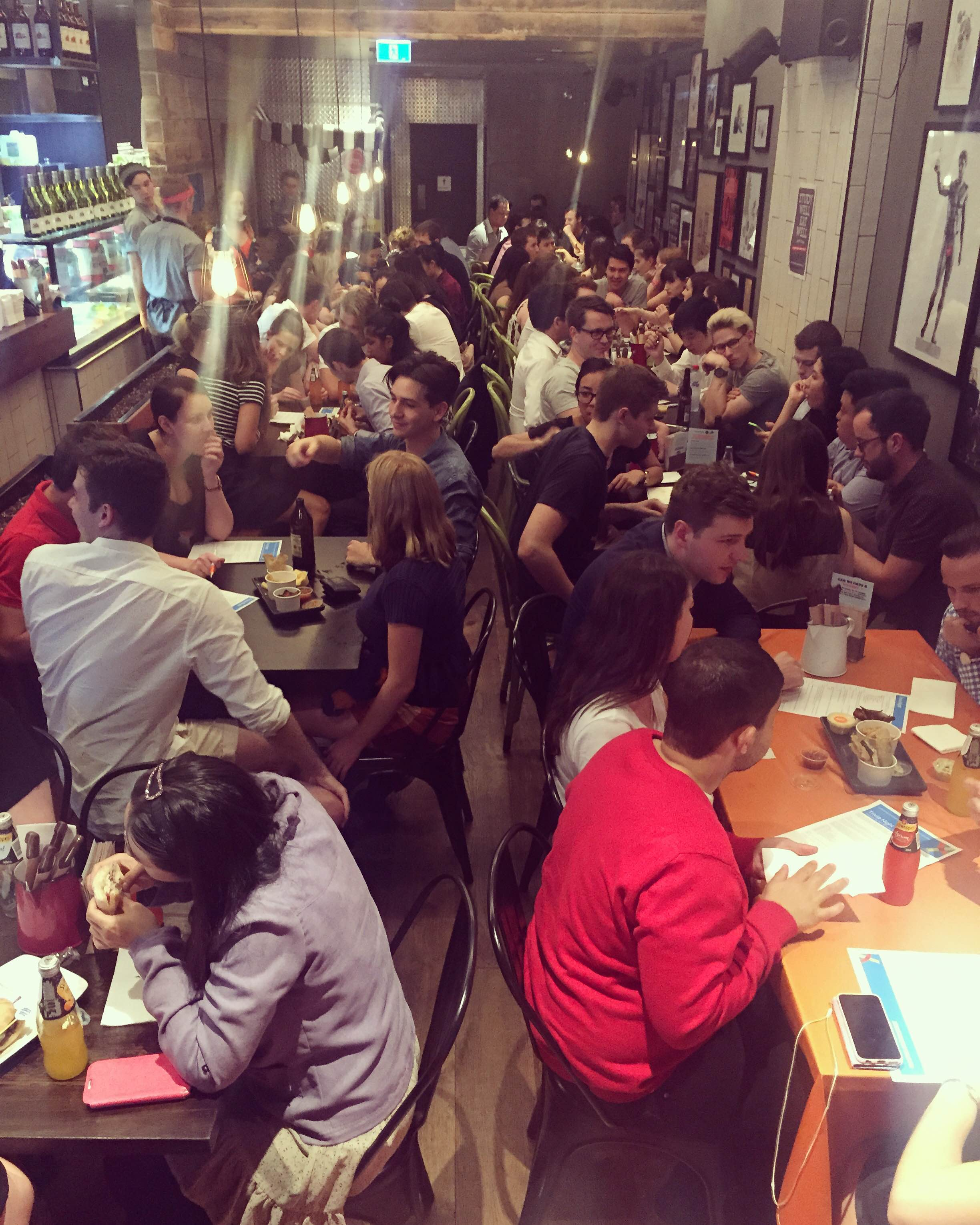 QUT Business Societies' Trivia Night