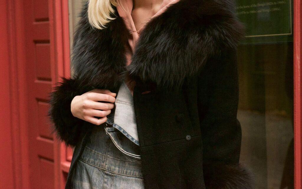 Coat: SLOW Vintage (on Melrose)