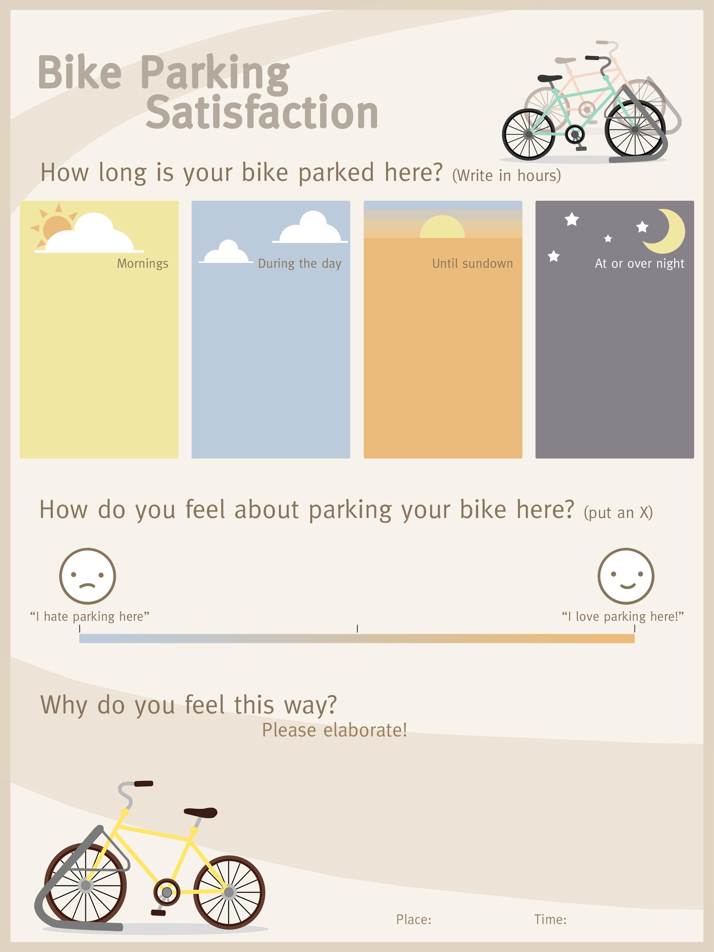 Biker Satisfaction Survey
