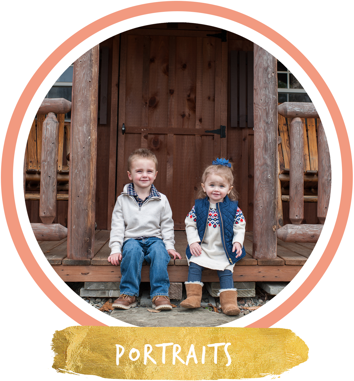Family Portrait Photography in Upstate NY and the Pocono Mountains.