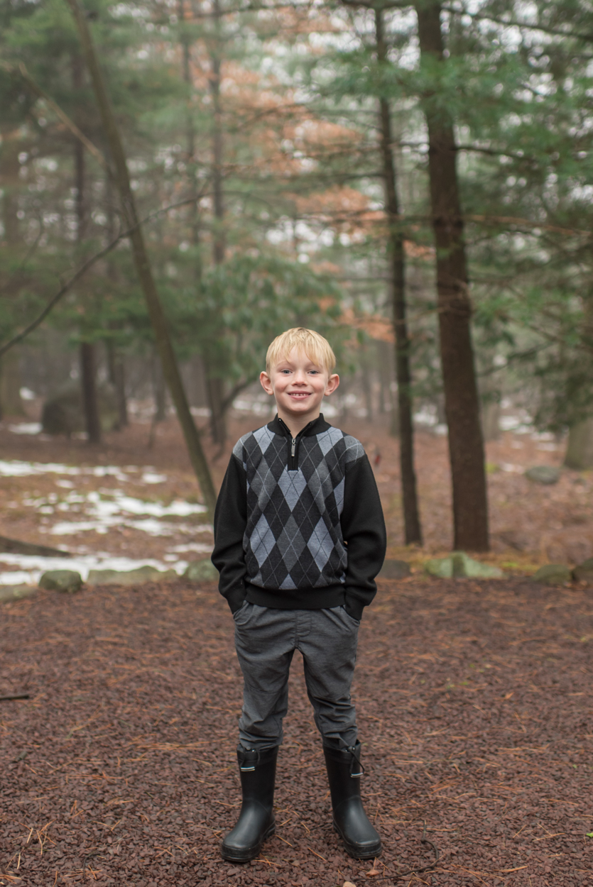 Lake Harmony, PA - Family Photography by Jill Nobles of  Smile Peace Love Photography