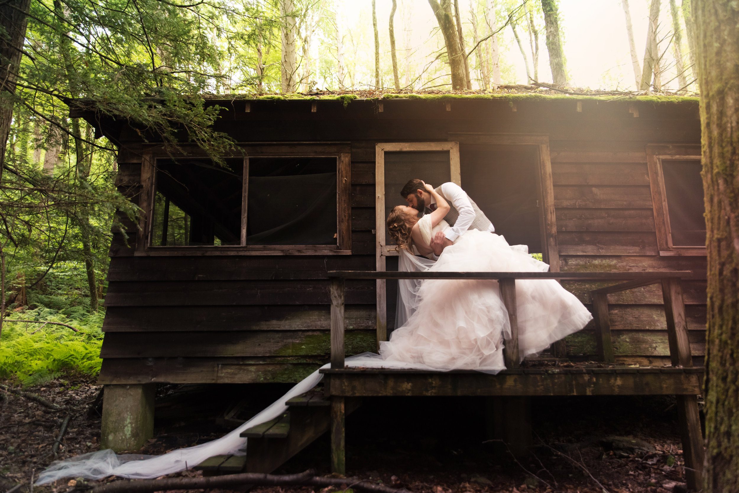 Woodland Fairytale Wedding