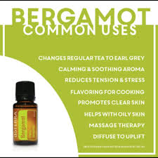 Click on image to learn more about bergamot!