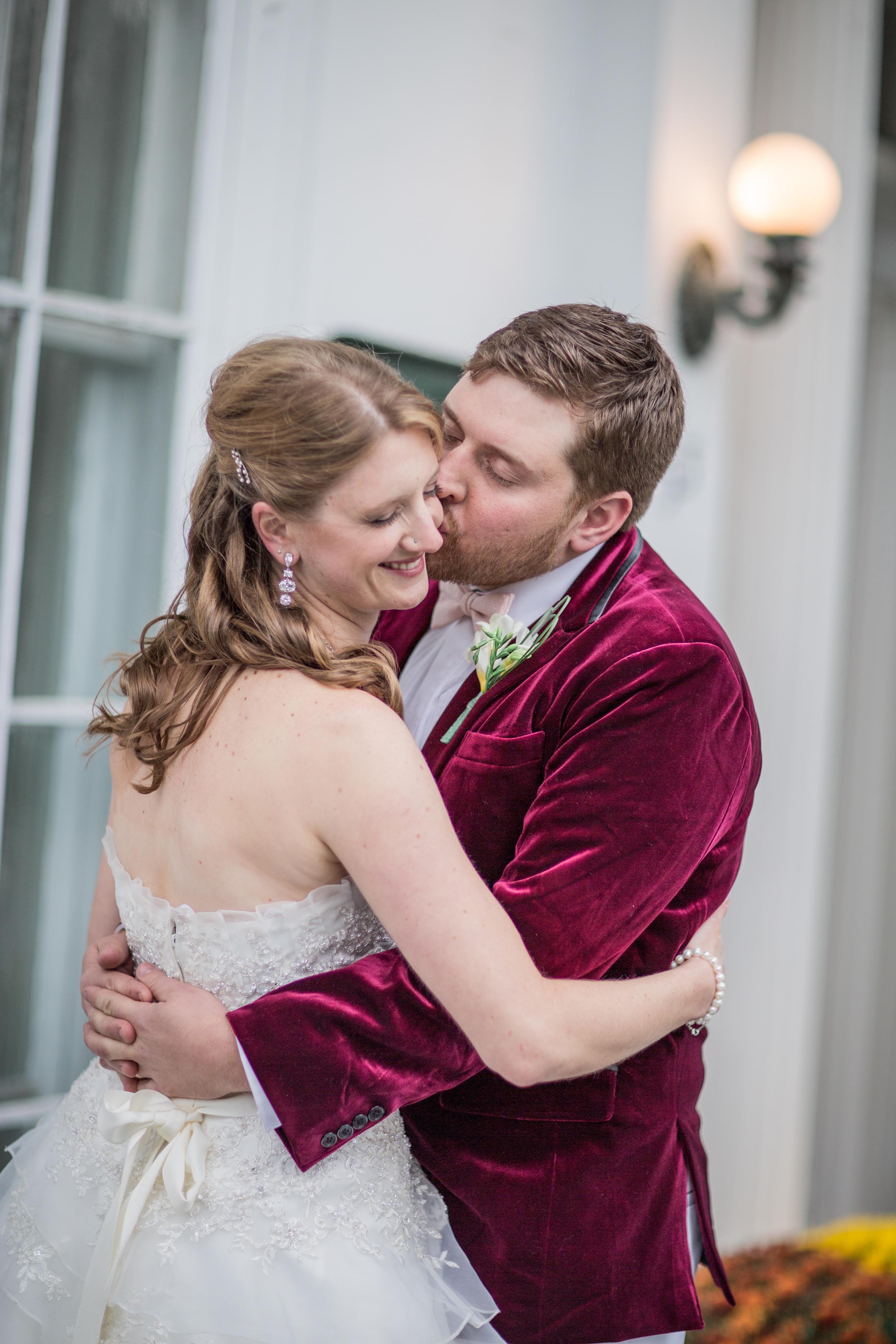 Avon Inn wedding