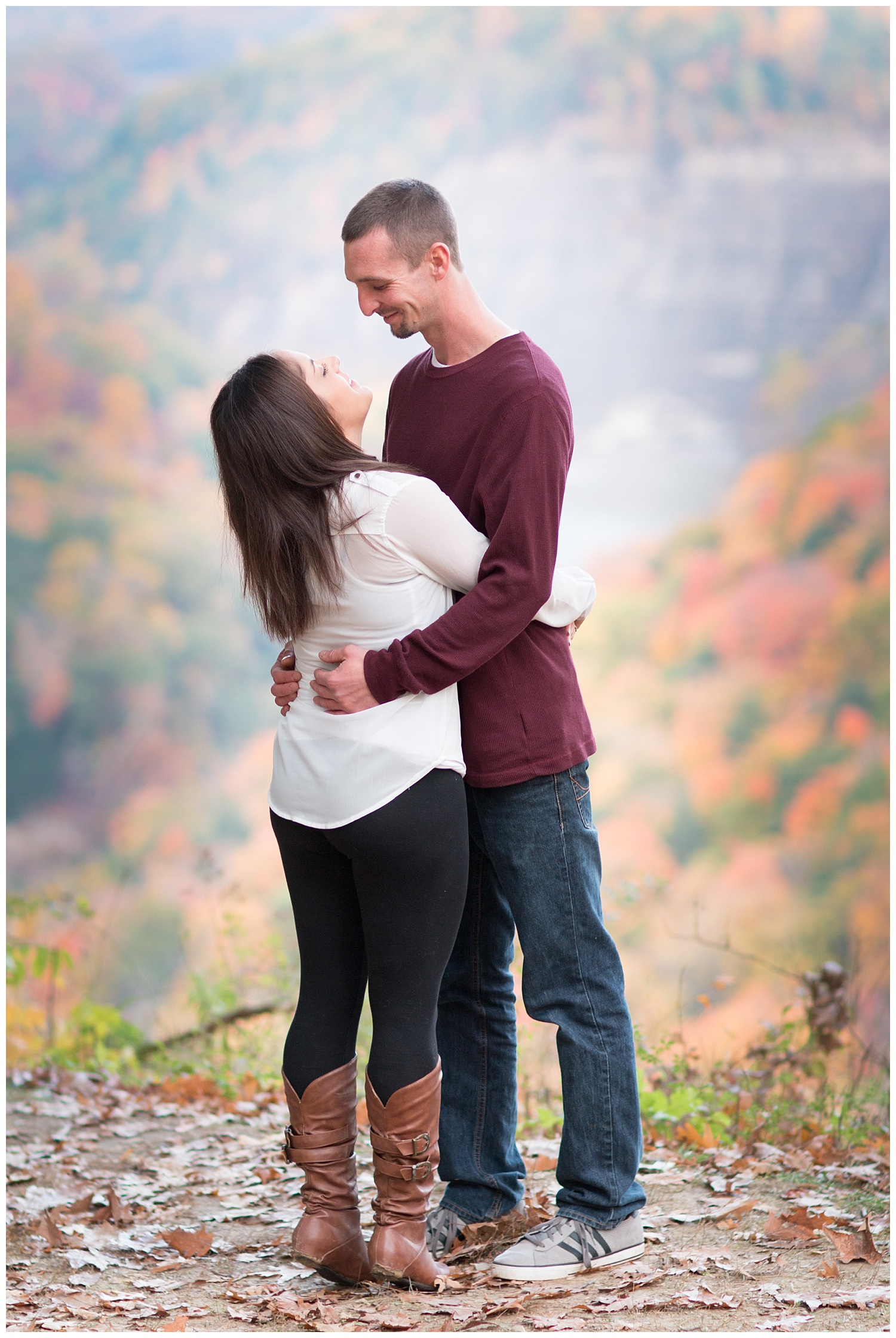 Gina and Tony - Engagement session - letchworth state park - lass and beau_0563.jpg