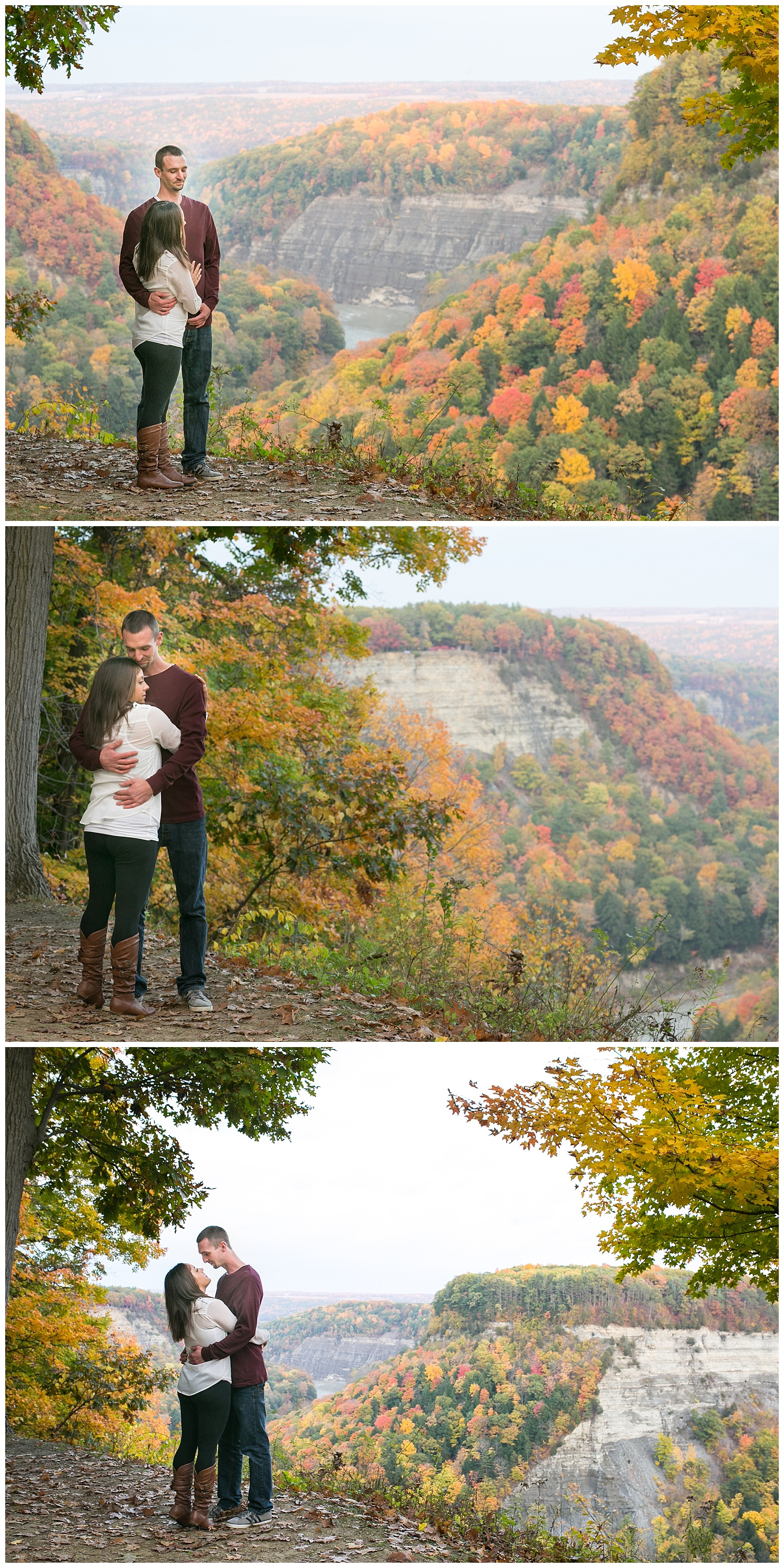 Gina and Tony - Engagement session - letchworth state park - lass and beau_0564.jpg