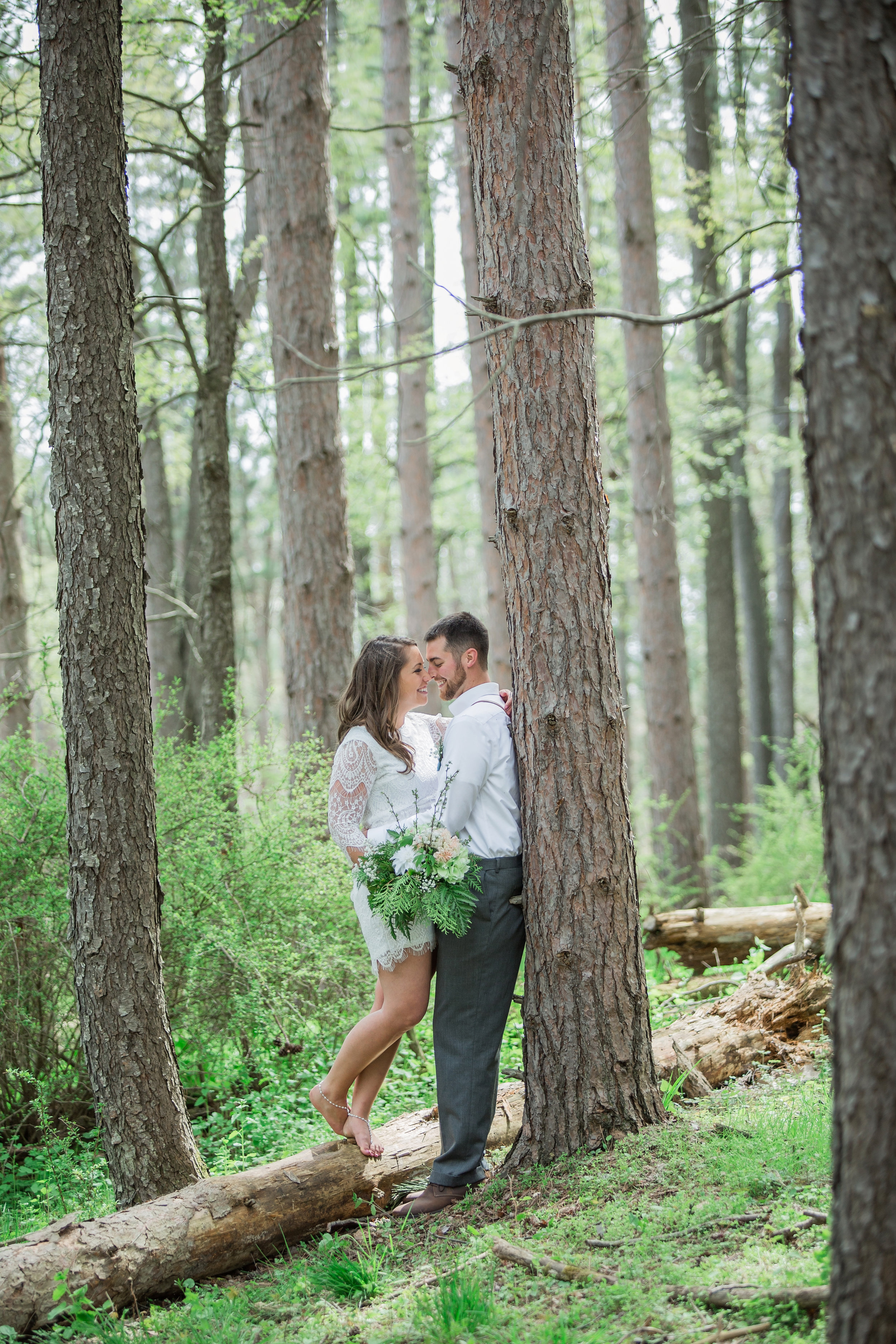 Letchworth state park wedding tall pines trailside lodge