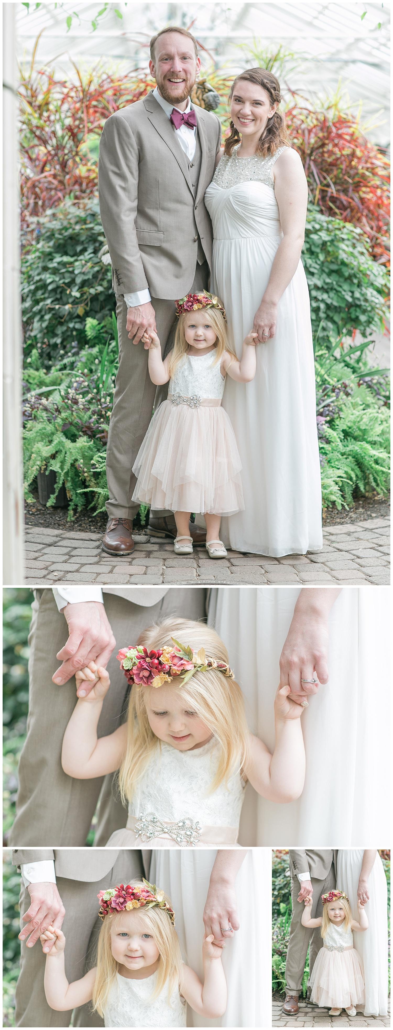 Buffalo Botanical gardens wedding - Buffalo NY Lass and Beau 7.jpg